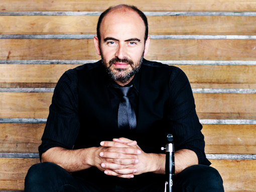 Kinan Azmeh – Clarinetist/Composer