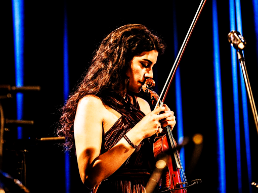 Layale Chaker – Violinist/Composer