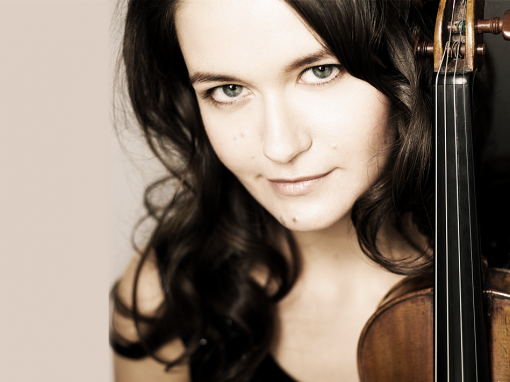 Véronique Mathieu – Violinist